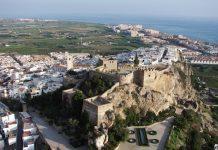 Salobreña, Granada, Andalucia