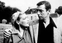Simone Signoret e Yves Montand