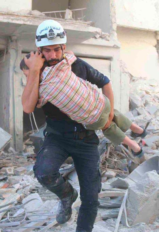 Cascos Blancos en Siria: zonas oscuras