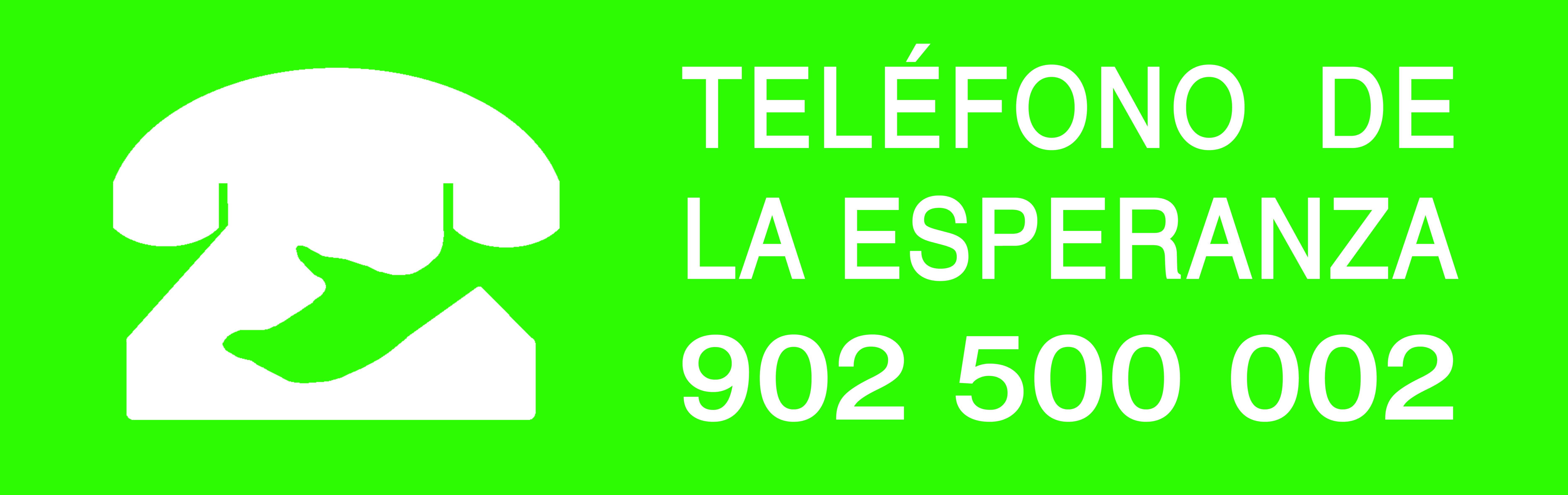 Acuerdo entre la DGT y el Teléfono de la Esperanza