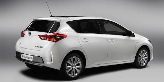 Híbridos Toyota y Lexus tendrán ventajas en España