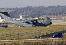Base aérea de la OTAN en Incirlik, Turquía