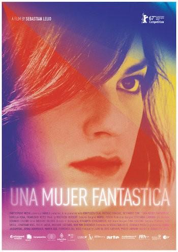 Sebastián Lelio, Una mujer fantástica, póster