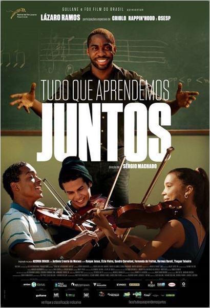 El profesor de violín: la música puede cambiarlo todo