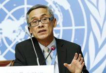 Vitit Muntarbhorn, primer experto independiente de la ONU dedicado a las cuestiones vinculadas a orientación sexual e identidad de género para atender las situaciones de violencia y de discriminación