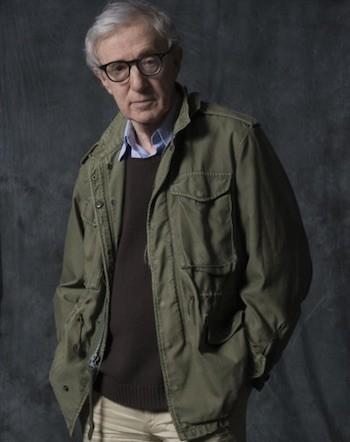 Woody Allen. © Sabrina Lantos Copyright: 2015 Gravier Productions, Inc.