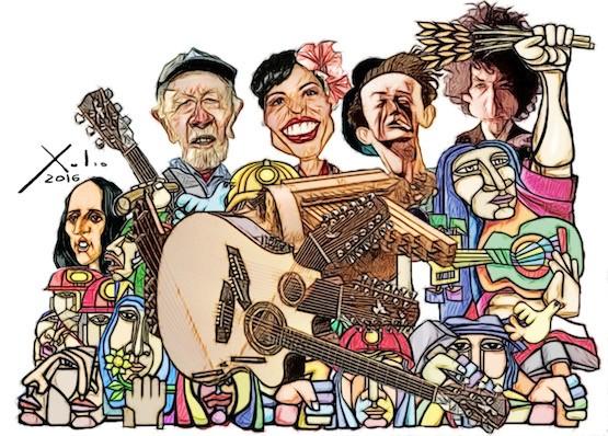 Xulio Formoso: canción protesta
