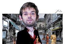 Xulio Formoso: Iván Salgado, campeón de España de ajedrez.