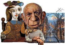 Xulio Formoso: Picasso y Dora Maar